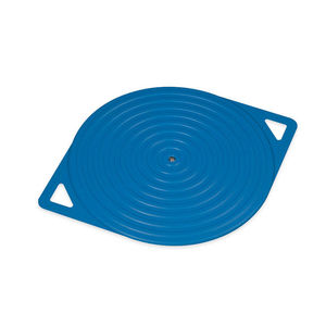 disco giratório para pessoas com mobilidade reduzida