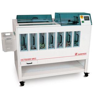 distribuidor de amostras automático