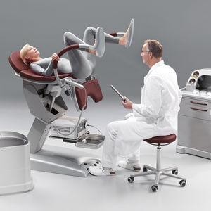 cadeira de exame para exame proctológico