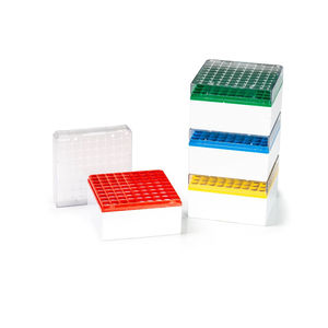 caixa para amostras de armazenamento