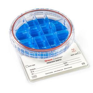 recipiente para amostras de armazenamento