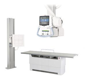 sistema de radiografia / digital / para radiografia geral / com mesa