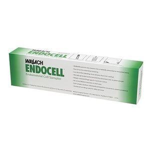escova de citologia endometrial / descartável