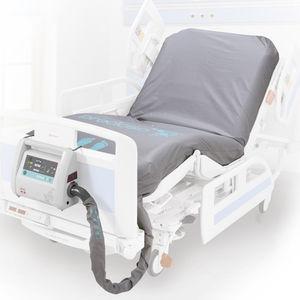 colchão para cama hospitalar / de ar dinâmico / com bomba de ar / antiescaras