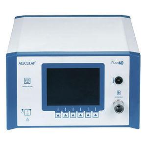 insuflador para endoscopia com pré-aquecimento de gás