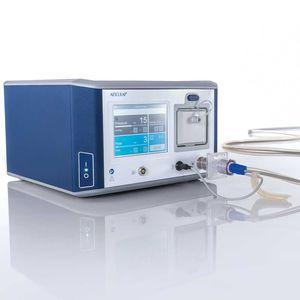insuflador para endoscopia para obesos / infantil / com pré-aquecimento de gás / com aspirador de fumos