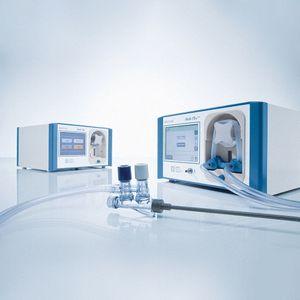 bomba de irrigação e sucção / para laparoscopia