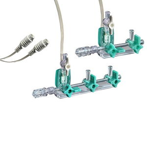 manifold para infusões múltiplas para cuidados intensivos