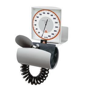 esfigmomanômetro com mostrador analógico