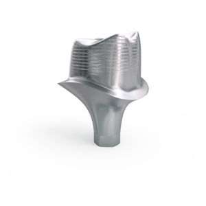 pilar para implante reto