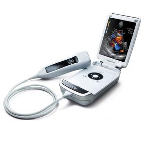 aparelho de ultrassom de bolso