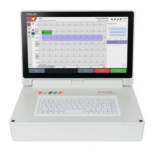 eletrocardiógrafo de 16 canais