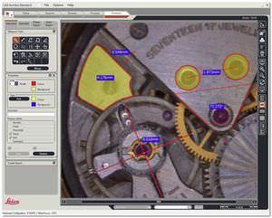 software de laboratório