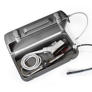 maleta médica para endoscópio