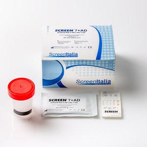 teste rápido de despistagem de droga