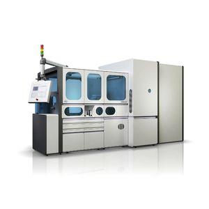 sistema de automação de laboratório pós-analítico