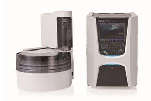 amostrador automático para analisador de carbono orgânico total