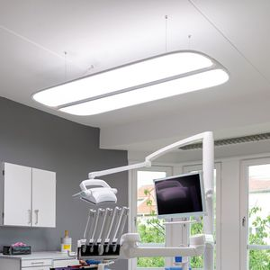 iluminação para hospital