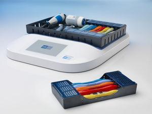 sistema de gestão e localização RFID / para instrumentos odontológicos