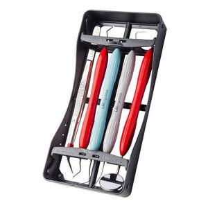 kit de instrumentos para diagnóstico odontológico