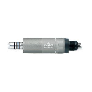 micromotor odontológico / de ar / com luz LED