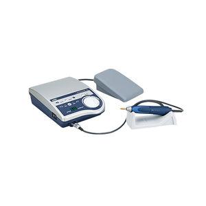 micromotor para laboratório dentário / elétrico / comando de pé