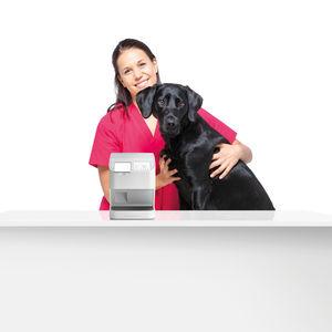 digitalizador de placas de fósforo fotoestimulável para uso veterinário
