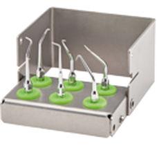 kit de instrumentos para endodontia