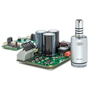 micromotor odontológico / elétrico sem escova / embutido / com luz LED