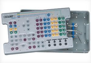 kit de instrumentos para implantodontia