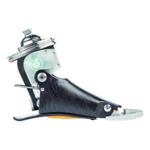 prótese externa de pé controlada por microprocessador