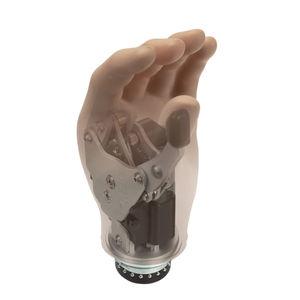 prótese de mão mioelétrica