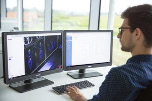 software para telas médicas