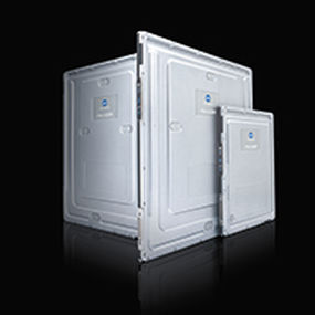 detector de painel plano para radiografia geral / portátil / com conexão sem fio / à prova de água