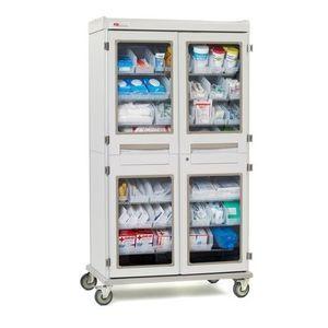 armário de abastecimento
