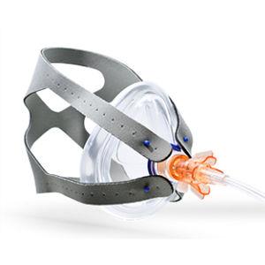 máscara de ventilação CPAP / descartável