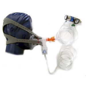 kit de nebulização com reservatório