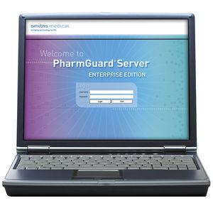 sistema de gestão de dados de paciente / de informação / para medicamentos / para farmácia
