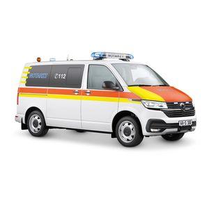 ambulância furgão