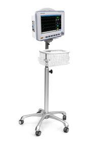 monitor multiparamétrico de SpO2