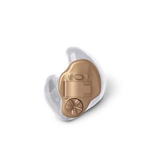 aparelho auditivo intra-auricular (ITE)