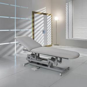 mesa de exame para ecocardiografia