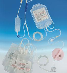 kit de coleta de sangue