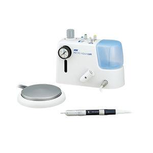unidade de controle para turbina para laboratório dentário