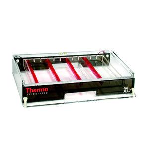 cuba de eletroforese horizontal