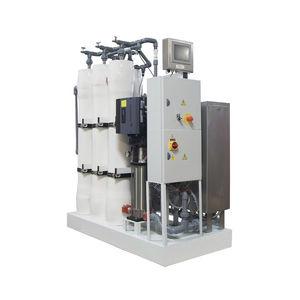 sistema de tratamento de água para hemodiálise