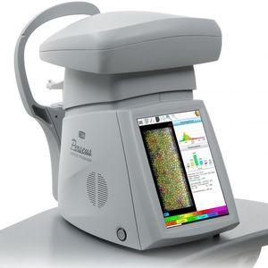 microscópio especular / de mesa