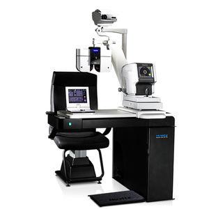 estação de trabalho de oftalmologia
