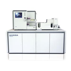 sistema automático de preparação de amostras para esfregaços sanguíneos