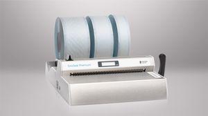 seladora térmica odontológica / rotativa / de bancada
